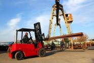 ЛАВИНА ГОРНАКОВ - Услуги - Изработка и заготовка на метални конструкции